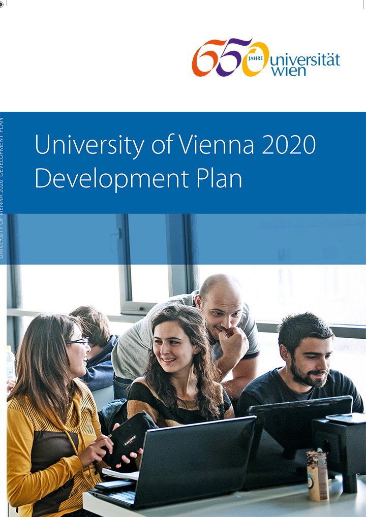 Cover of the Development Plan 2020