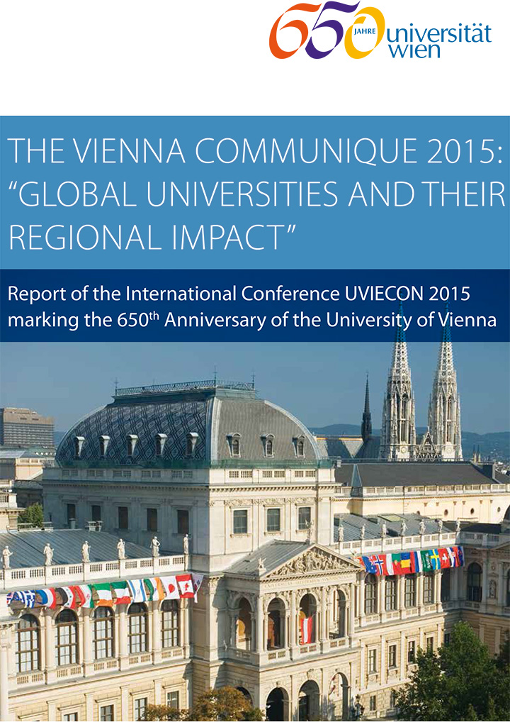 Cover of the The Vienna Communique 2015
